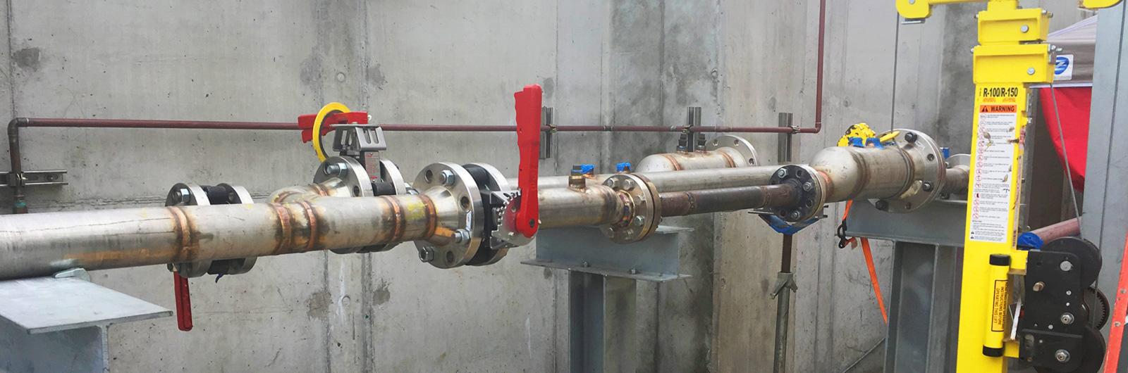 UTMB West Plant Hardening